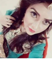Afreen Escort Girl Bilaspur